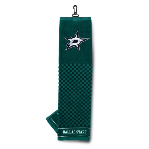 Dallas Stars Embroidered Golf Towel