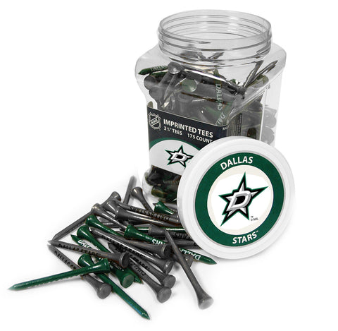 Dallas Stars Jar Of 175 Golf Tees