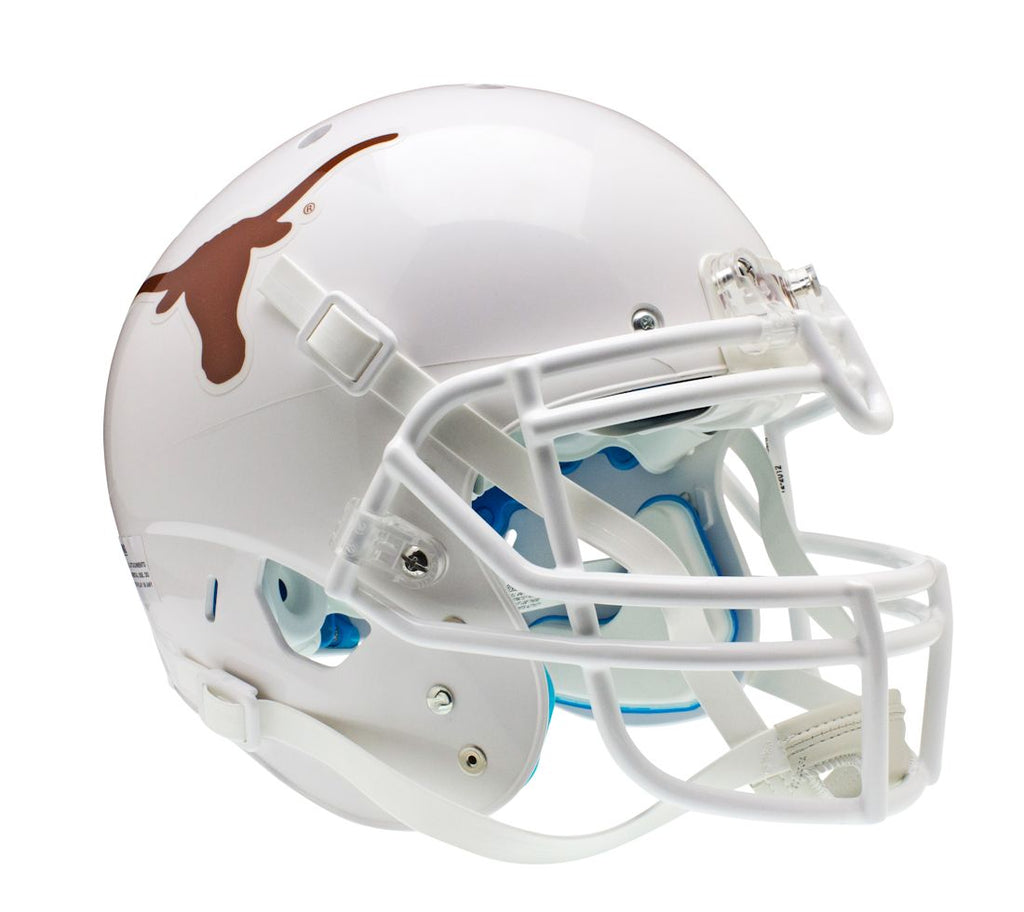 Texas Longhorns Schutt XP Authentic Full Size Helmet