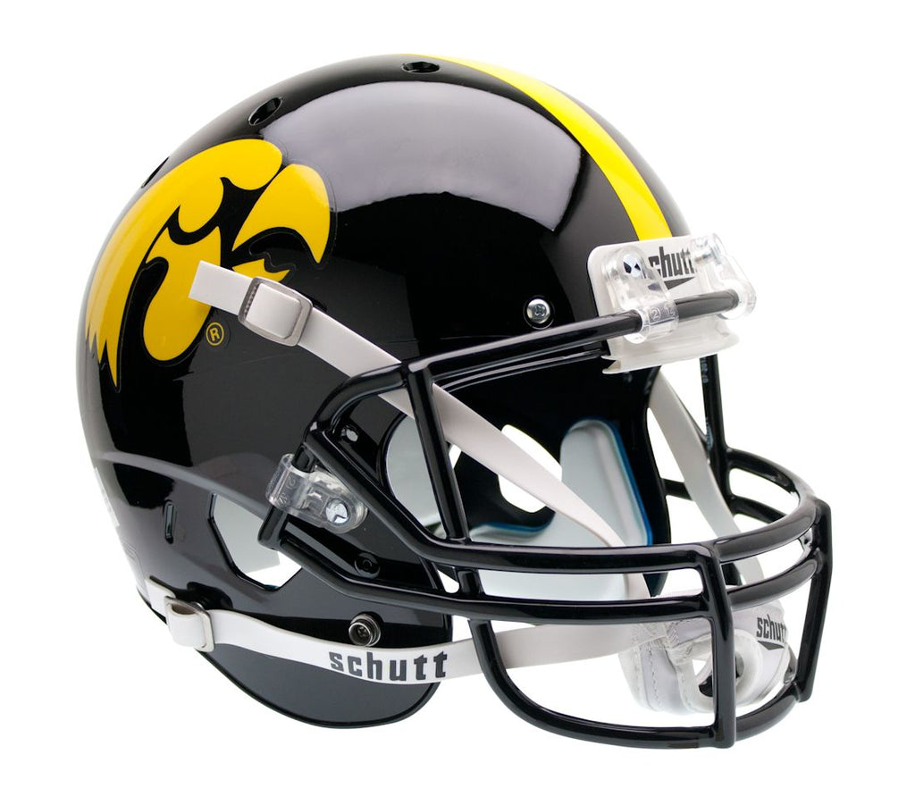 Iowa Hawkeyes Schutt XP Full -  Replica Helmet