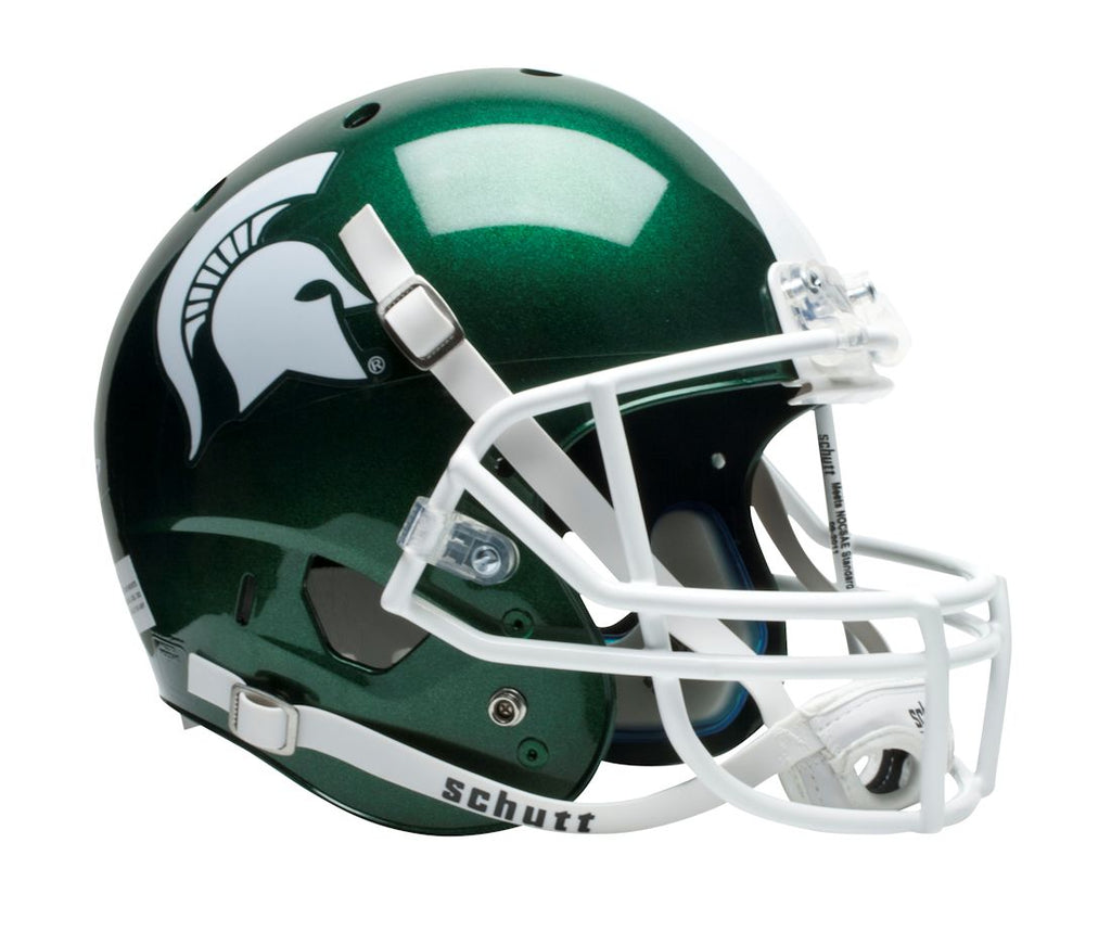 Michigan State Spartans Schutt XP Full Size Replica Helmet