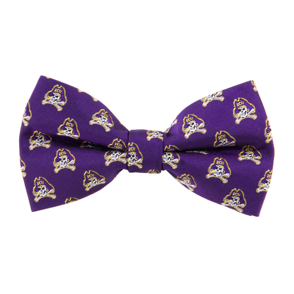 East Carolina Pirates Repeat Style Bow Tie