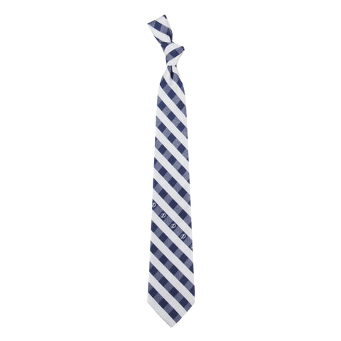 Tampa Bay Lightning Check Style Neck Tie