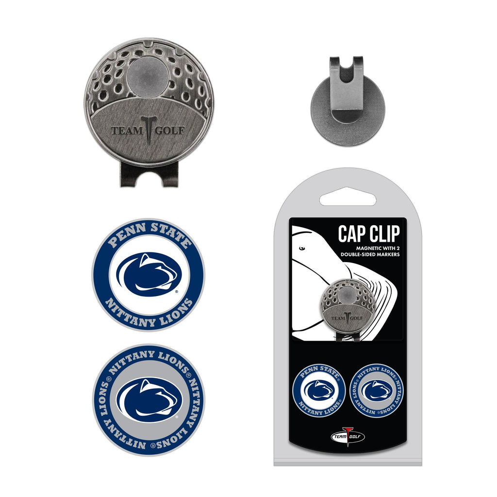 0c85651df61013 Penn State Nittany Lions Cap Clip With 2 Golf Ball Markers – Fan Shop HQ