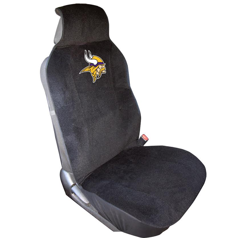 Minnesota Vikings Seat Cover - New Logo