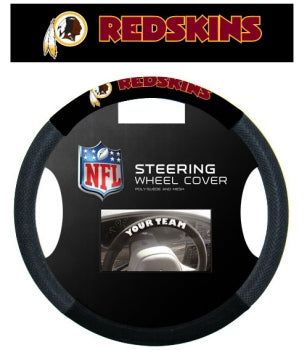 Washington Redskins Steering Wheel Cover - Mesh