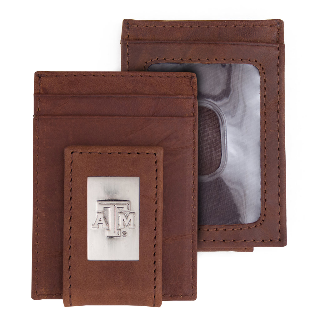 Texas A&M Aggies Front Pocket Wallet