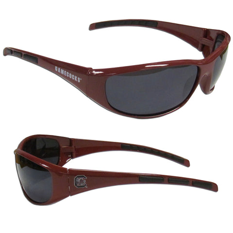 S. Carolina Gamecocks - Wrap Sunglasses