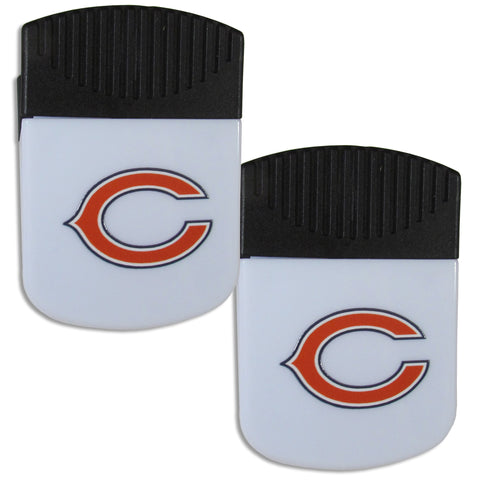 Chicago Bears   Chip Clip Magnet with Bottle Opener 2 pack