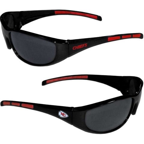 Kansas City Chiefs - Wrap Sunglasses