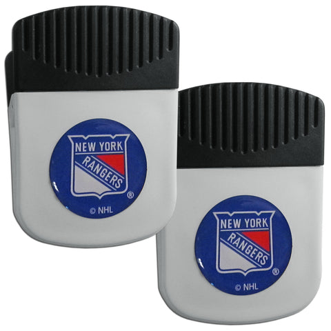 New York Rangers   Clip Magnet with Bottle Opener 2 pack