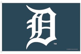 Detroit Tigers 3'x5' Flag