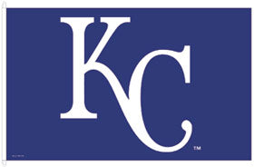 Kansas City Royals 3'x5' Flag