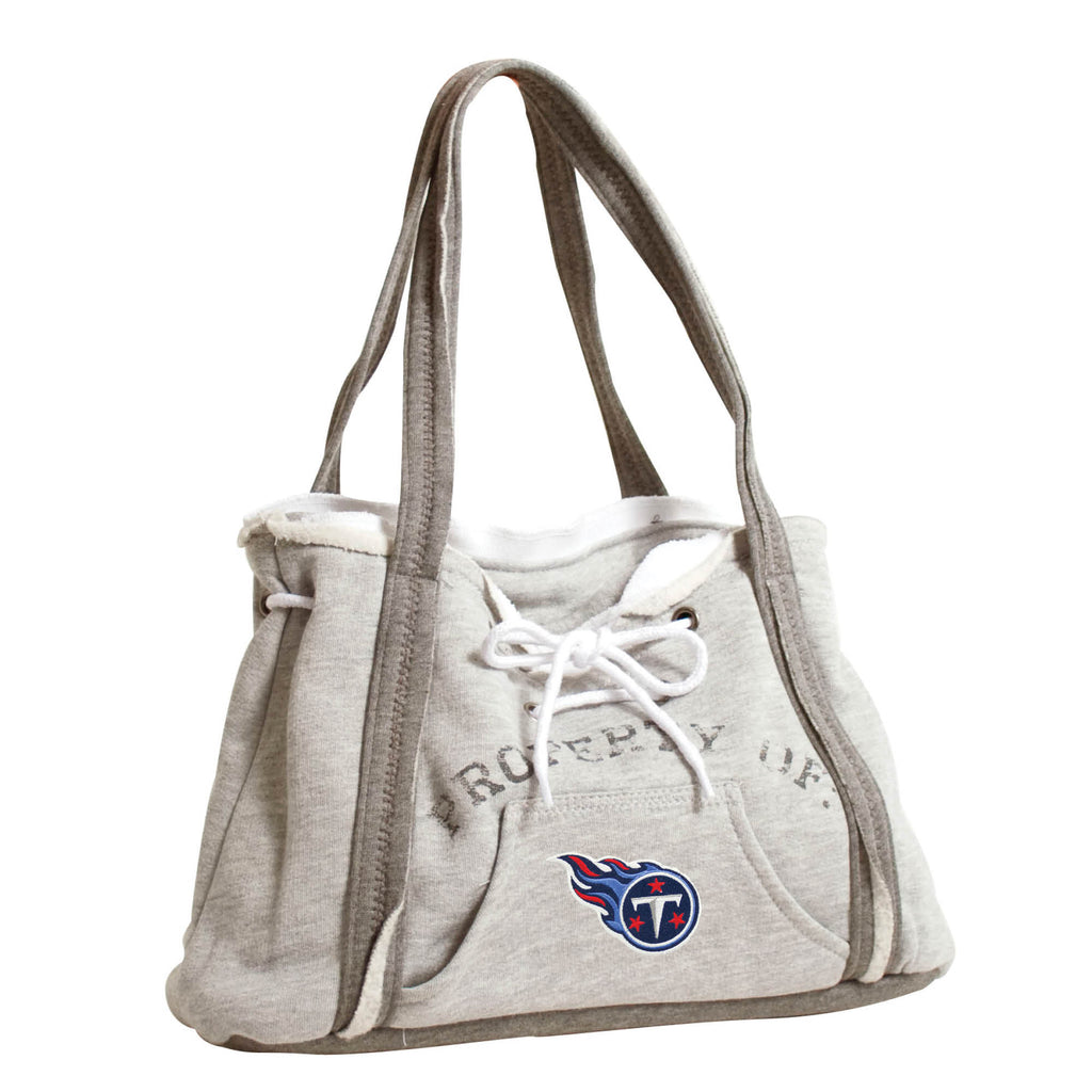 Tennessee Titans Hoodie Purse - Grey