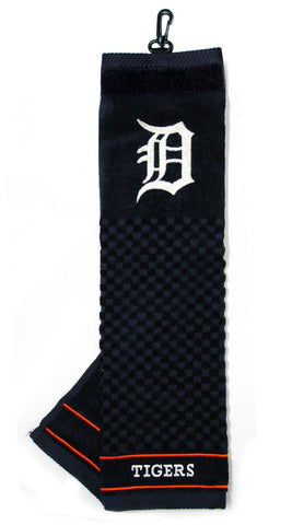 "Detroit Tigers 16""x22"" Embroidered Golf Towel"