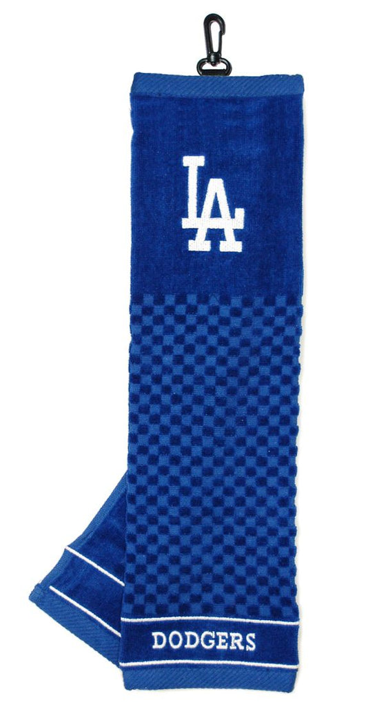 "Los Angeles Dodgers 16""x22"" Embroidered Golf Towel"