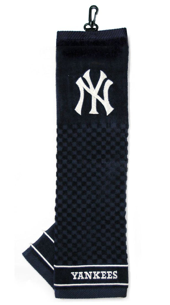 "New York Yankees 16""x22"" Embroidered Golf Towel"