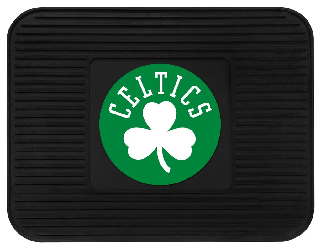 Boston Celtics Car Mat Heavy Duty Vinyl Rear Seat