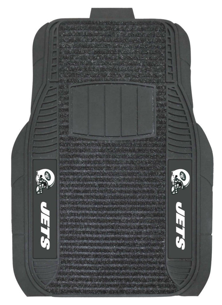New York Jets Deluxe Car Mat Set