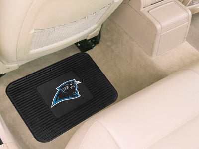 Carolina Panthers Heavy Duty Vinyl Rear Seat Car Utility Mat