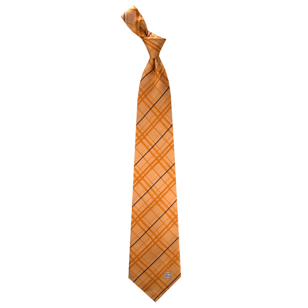 Illinois Fighting Illini Oxford Style Neck Tie