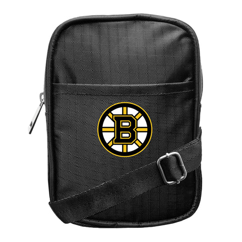 Boston Bruins Camera Crossbody