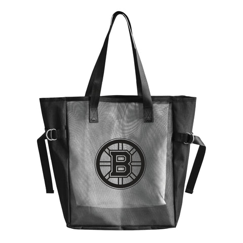 Boston Bruins Mesh Tailgate Tote