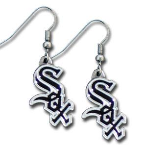 Chicago White Sox Dangle Earrings - The SOPHIE Style