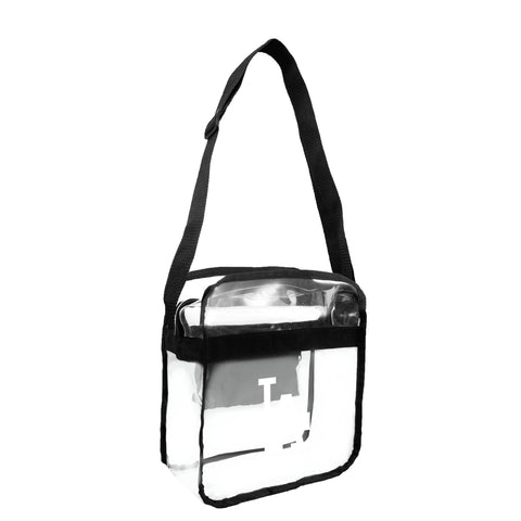 Los Angeles Dodgers Clear Carryall Crossbody