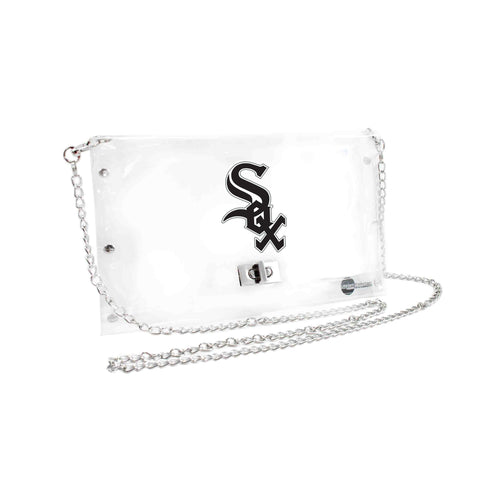 Chicago White Sox Clear Envelope Purse