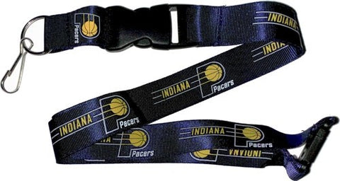 Indiana Pacers Lanyard Navy