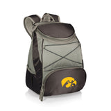Iowa Hawkeyes 'PTX' Cooler Backpack-Black Digital Print