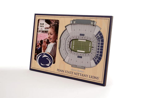 NCAA Penn State Nittany Lions 3D StadiumViews Picture Frame