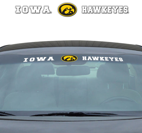 "Iowa Hawkeyes ""Team Pride"" Windshield Decal"
