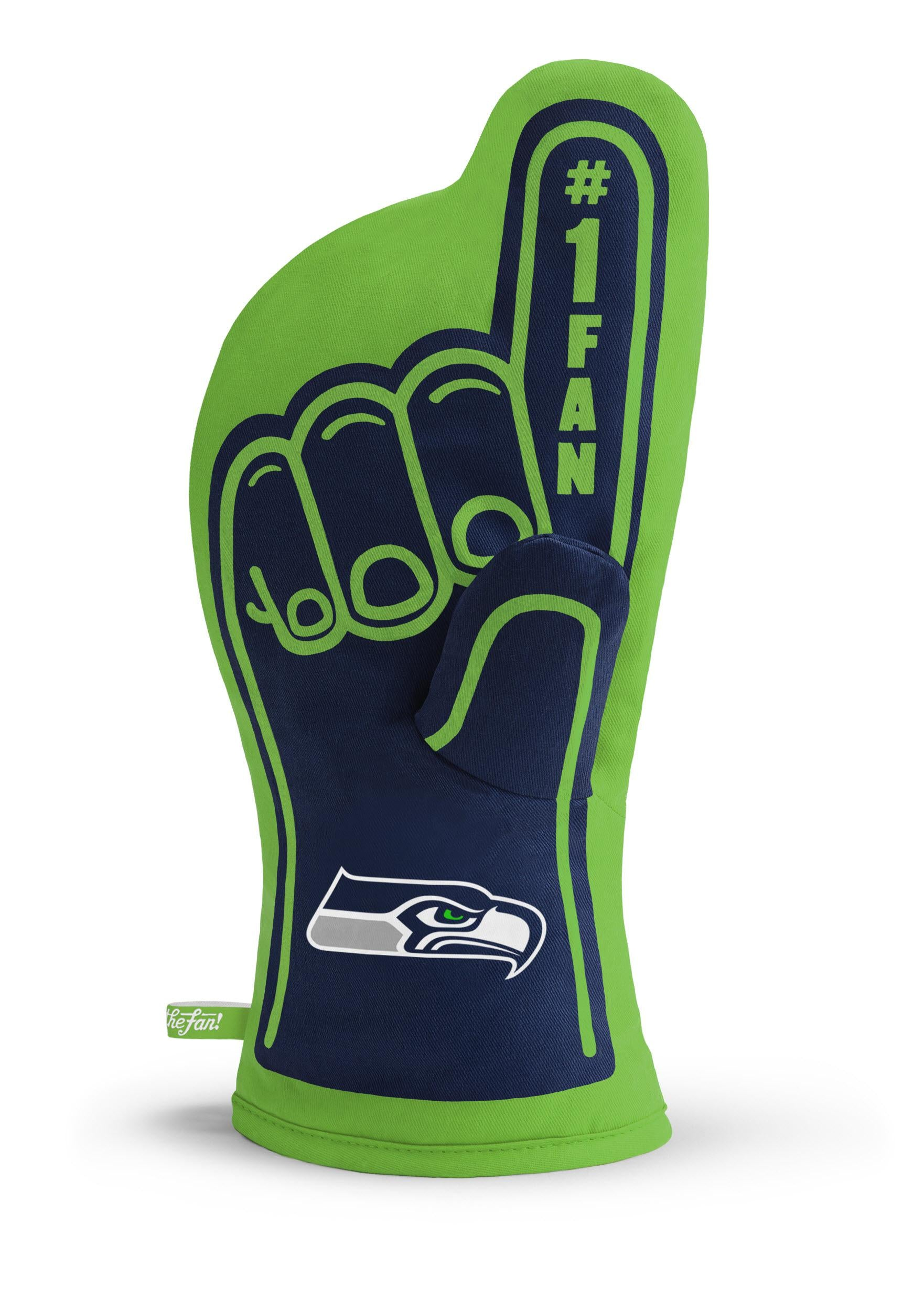 Seattle Seahawks #1 Oven Mitt