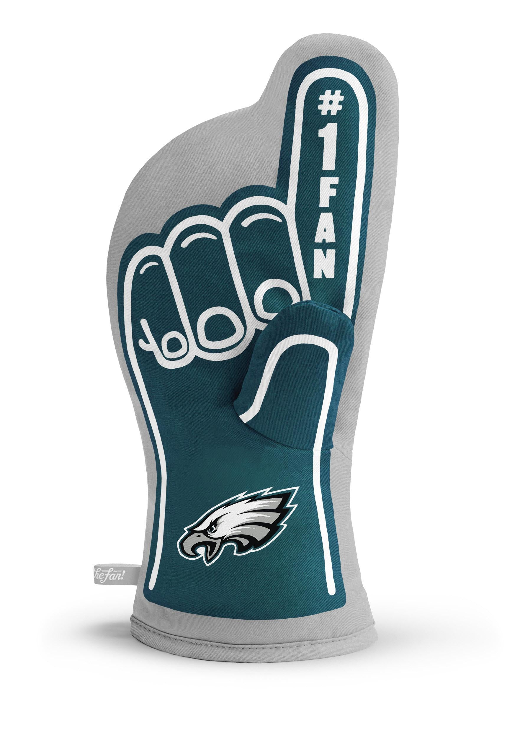 Philadelphia Eagles #1 Oven Mitt