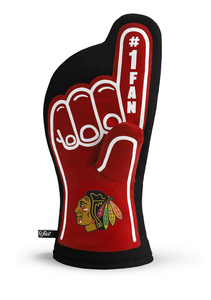 cheap for discount af453 ba306 Chicago Blackhawks #1 Oven Mitt