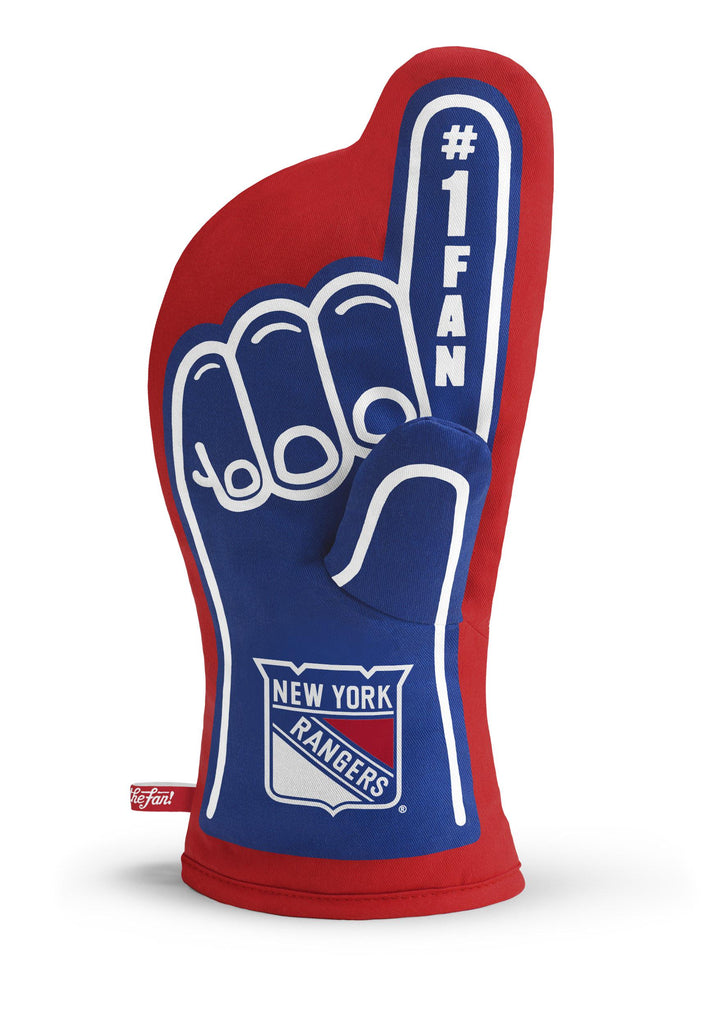 New York Rangers #1 Oven Mitt