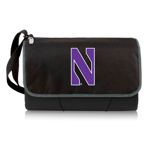 Northwestern Wildcats 'Blanket -  Tote' Outdoor Picnic Blanket