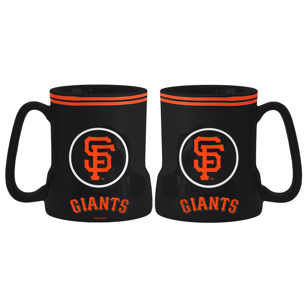 San Francisco Giants Coffee Mug - 18oz Game Time