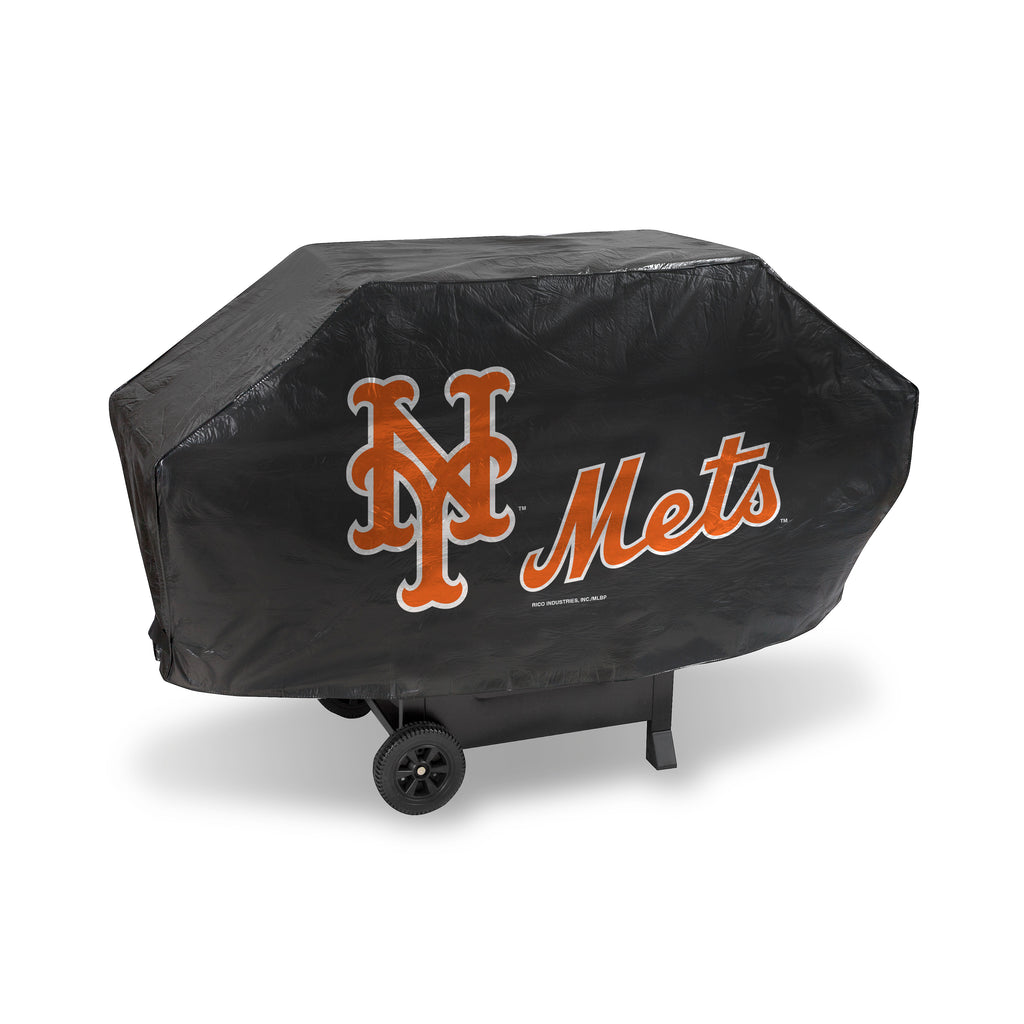 New York Mets Grill Cover Deluxe