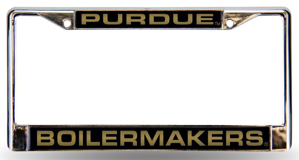 Purdue Boilermakers Laser Cut License Plate Frame