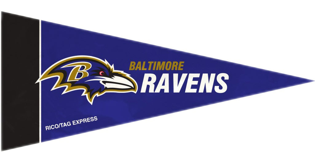 Baltimore Ravens Mini Pennants - 8 Piece Set