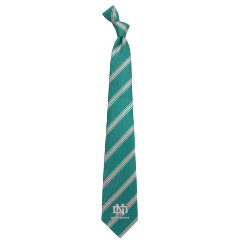 North Dakota Fighting Sioux Woven Poly Neck Tie