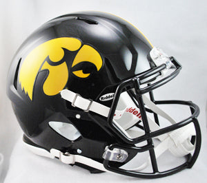 Iowa Hawkeyes Revolution Speed Authentic Helmet