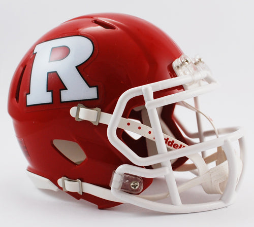 Rutgers Scarlet Knights Speed Mini Helmet