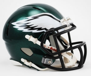 Philadelphia Eagles Speed Mini Helmet