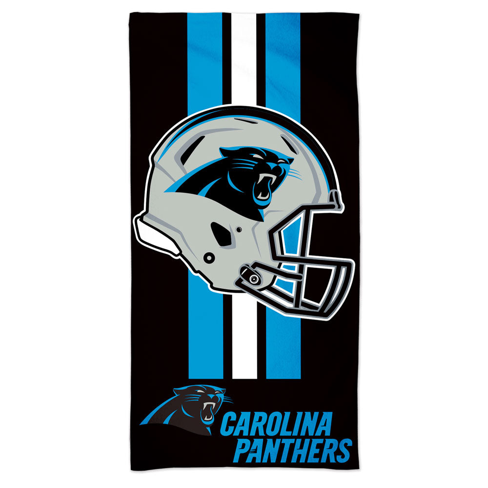Carolina Panthers Premium Beach Towel.