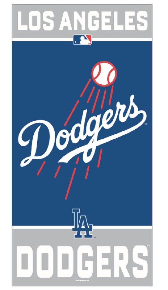 Los Angeles Dodgers Premium Beach Towel