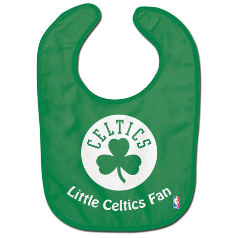 Boston Celtics Baby Bib - All Pro Little Fan